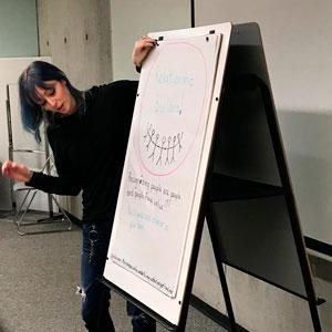 Workshop participant