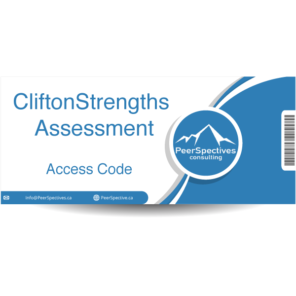 CliftonStrengths Assessment Code